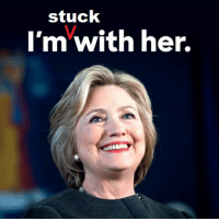 After the Bern.: stuck  I'm with her. After the Bern.