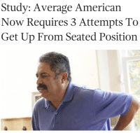 Ups American And Irl Study Average American Now Requires 3 Attempts To