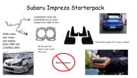 """impreza: Subaru Impreza Starterpack  ACCESSPORT EJ20 LED  NVIDIA GTX 1080 TITAN  ETS  200k miles:  new trans  new engine  $12K OBO NO  LOWBALLERS  Tust burns a quart of oil every 4 days!""""  26-34 year old  male or man in mid-  life crisis  Maint^nance"""