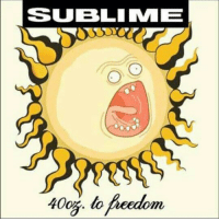 Sublime: SUBLIME  400. to peeom