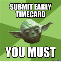 timecard or time card