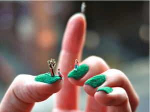 submit-your-nail-art:    Nail art is getting out of hand.   : submit-your-nail-art:    Nail art is getting out of hand.