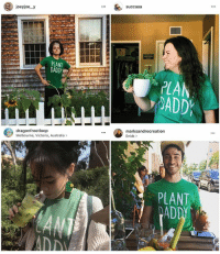 Memes, Australia, and Guess: succaaa  joeyjoey  DADDY  LA  dragonfrootloop  Melbourne, Victoria, Australia>  marksandrecreation  Enids >  PLANT  7  to Everyone is a plant daddy!!! And guess what, it's on sale for one more day!! Link in bio! 🌿🌵🌱🌲🌳🎍