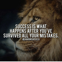 Mistakes, Success, and H&m: SUCCESS IS WHAT  HAPPENS AFTER YOU'VE  SURVIVED ALL YOUR MISTAKES  @24HOURSUCCESS  EK  VA  IUS  AOI  H. M  WRR ES  SEU ook  TO SU  SFY RS  SAL HO  ESL 24  NA@  CED  UPE  SPV  AT  HV