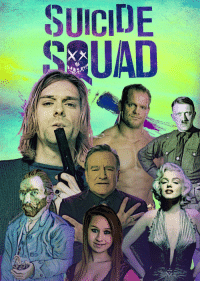 The real Suicide Squad: SUICIDE  SRUAD  Co  ら The real Suicide Squad