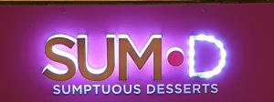 You, Sum, and Hey: SUM D  SUMPTUOUS DESSERTS Hey gurl you want