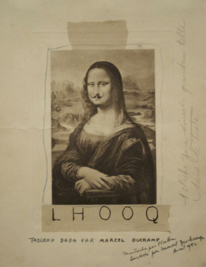 [SUMMARY] Meme culture spawned between The Great War and the Second Great War, when French protest movements rejected the arts with the French slur for PROSTITUTE on Mona Lisa. Her status within the Renaissance had marked her as the first woman in media history to make eye contact with the audience.: [SUMMARY] Meme culture spawned between The Great War and the Second Great War, when French protest movements rejected the arts with the French slur for PROSTITUTE on Mona Lisa. Her status within the Renaissance had marked her as the first woman in media history to make eye contact with the audience.