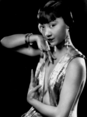 Anna, Tumblr, and Blog: summers-in-hollywood: Anna May Wong by Edwin Bower Hesser, 1920s