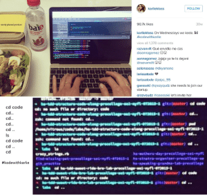 Sums up almost all programmers on Instagram: Sums up almost all programmers on Instagram
