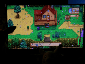 2 years ago I started dating a guy and we would play Stardew Valley at his place, we fell in love and tonight we started our co op farm on our Switches in our house in real life we live in together too: Sun. 7  7.50 amm  1081 2 years ago I started dating a guy and we would play Stardew Valley at his place, we fell in love and tonight we started our co op farm on our Switches in our house in real life we live in together too