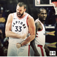 Gasol joins The North: Sun Life  PTO  B'R Gasol joins The North