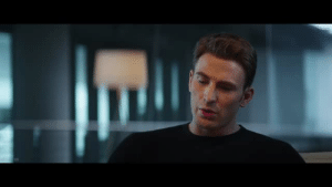 Funny, Tumblr, and Blog: sunfortune:  reeveskeanu:  petermaximoff:  this sceneisnt supposed to be funny but this part has me WEAK Every Time  tony: i made weapons that killed people steve: thats your personal problem  via