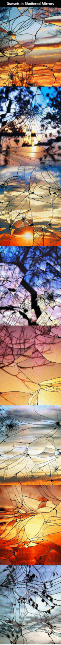 Sunsets in Shattered Mirrors <p>Broken Sunsets</p>