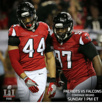 With a win in SB51, the @atlantafalcons would join the '09 Saints as the only teams to defeat, in a single postseason, 3 QBs who had previously won Super Bowls. (Russell Wilson, Aaron Rodgers & Tom Brady): SUPER BOWL  FOX  FALEONS  FALCONS  BAEC  PATRIOTS VS FALCONS  COVERAGE BEGINS  SUNDAY 1 PM ET With a win in SB51, the @atlantafalcons would join the '09 Saints as the only teams to defeat, in a single postseason, 3 QBs who had previously won Super Bowls. (Russell Wilson, Aaron Rodgers & Tom Brady)