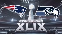 Memes, Seahawks, and 🤖: SUPER BOWL ITS FINALLY HERE! Who wins today? Retweet for the Patriots Favorite for the Seahawks SB49 🏈