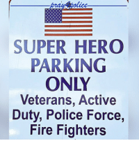 All Lives Matter, Fire, and Memes: SUPER HERO  PARKING  ONLY  Veterans, Active  Duty, Police Force,  Fire Fighters Thank you all for your service! Thanks to everyone supporting our police. Like my posts? Follow my partners @back.the.badge @veterans_сome_first police cop cops thinblueline lawenforcement policelivesmatter supportourtroops BlueLivesMatter AllLivesMatter brotherinblue bluefamily tbl thinbluelinefamily sheriff policeofficer backtheblue