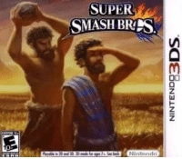Smashing, Dank Christian, and Super: SUPER  SMASH BRES