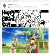 BB Ike: It may be raining right now at our location but I'm sure it's beach weather somewhere else! 😍😍😍: Super Smash Bros. for 3D SAWii U  Justin  Gecko 321  Super Smash Bros. for 3DS/Wii U Community  2 days ago BB Ike: It may be raining right now at our location but I'm sure it's beach weather somewhere else! 😍😍😍