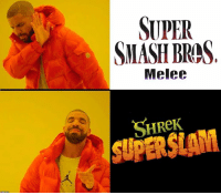 Why do we never get the fair shot at EVO we so rightly deserve?? ~Trike: SUPER  SMASH BROS  Melee  HReK  SUPER SLAM Why do we never get the fair shot at EVO we so rightly deserve?? ~Trike