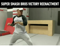 I can totally nail Pikachu's.⠀ -⠀ 🎥 @e.martincochingco⠀ -⠀ supersmashbros 9gag: SUPER SMASH BROS VICTORY REENACTMENT  RIGANE  e.martincochingco G I can totally nail Pikachu's.⠀ -⠀ 🎥 @e.martincochingco⠀ -⠀ supersmashbros 9gag