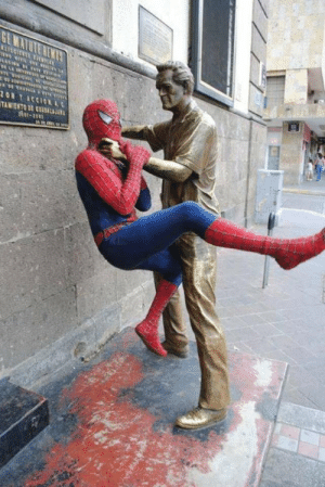 News, Spider, and SpiderMan: superhero-news:  New foe for Spider-Man?