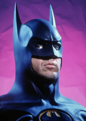 superhero-news:  This is the most gangster picture of Batman in existence.