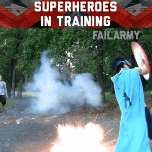 Who else is going to see The Avengers this weekend?: SUPERHEROES  IN TRAINING  FAILARMY Who else is going to see The Avengers this weekend?