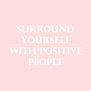 Target, Tumblr, and Blog: SURROUND  YOURSELF  WITH POSITIVE  PEOPLE cwote:  this is so important