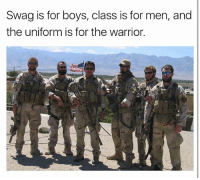 Comment if you know who these legends are...: Swag is for boys, class is for men, and  the uniform is for the warrior. Comment if you know who these legends are...