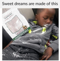 My weekend plans are going to look a lot like this. Me. Bag of donuts. Naps. kidsaretheworst: Sweet dreams are made of this  @kidsaretheworst My weekend plans are going to look a lot like this. Me. Bag of donuts. Naps. kidsaretheworst