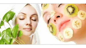 Tumblr, Banana, and Blog: sweetasruby:Have you heard about BANANA AND KIWI working as your facial treatment? If not here is the post to spread awareness about how your skin can be soothed and moisturised after using these fruits.