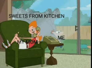 Meme, Elephant, and Mom: SWEETS FROM KITCHEN  ME  MY MOM Invest in this phineas meme, profits as heavy as this elephant guarranted via /r/MemeEconomy https://ift.tt/2z4mKqD