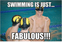 Haha check out: Olympic Memes: SWIMMING IS JUST  FABULOUS!!  uickmenhe com Haha check out: Olympic Memes