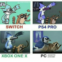 I have a big deal 👈 lmao ok - Follow @gamingsp0t for more: SWITCH  PS4 PRO  PI'  XBOX ONE X  K/60FPS  GTX1080 I have a big deal 👈 lmao ok - Follow @gamingsp0t for more
