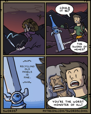 Swords ~ The Sword of Memes: Swords ~ The Sword of Memes