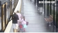 "Memes, News, and Parents: Sydney Trains Handout  OCBS EVENING NEWS Watch Closely:"" Sydney Trains released shocking footage of kids falling in gaps between trains & platforms, reminding parents to be vigilant."" 🚂😳😩@CBSEveningNews WSHH"