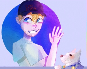 You, Pewdiepie, and Really: SYEN Some Pewdiepie and Sven Fanart. I worked really hard on it so I'm hoping you like it 💕💕