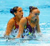 Synchronised Swimming Is So Majestic!: Synchronised Swimming Is So Majestic!