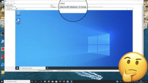 Microsoft, Windows, and Home: System Information  Value  Rccvelo  System Summary  Hardware Resources  Microsoft Windows 10 Home  oS Name  Components  Software Environme  Recyele Bin  Mierofi  layer  Edge  Roblox Pla  O Type here to search  search category names only  ISearch selected category only  19:21  O Type here to search  O  13/06/2019 That's not supposed to happen