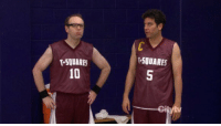 Cavs, Memes, and 🤖: T-5QUARES  T-SQUARES  10 This team could beat the Cavs right now. #HIMYM https://t.co/ZXa2Gixjvg