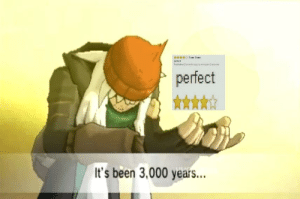 Stars, Been, and Perfect: t Four Stars  porfect  perfect  It's been 3,000 years... https://t.co/SiEfMCltzf