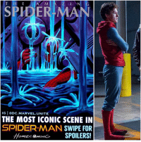 🚨SWIPE FOR MINOR SpiderManHomeComing SPOILERS! 🚨 - This was definitely my favorite scene of the entire movie…it was so damn Iconic. 😍👏🏽 Thank you JonWatts (@Jnwtts) for bringing this Uplifting scene from The Amazing SpiderMan 33…to Live Action with TomHolland's PeterParker ! And @tomholland2013 performed such good Acting in this scene ! 🙌🏽 So Excited for The Spidey Sequel in 2019 and InfinityWar! 🕷 MarvelCinematicUniverse 💥 MCU HYPE !: T H E  SPIDER-MA  IG | ODC.MARVEL.UNITE  THE MOST ICONIC SCENE IN  SPIDER-MAN SWIPE FOR  HomEc9mnG SPOILERS! 🚨SWIPE FOR MINOR SpiderManHomeComing SPOILERS! 🚨 - This was definitely my favorite scene of the entire movie…it was so damn Iconic. 😍👏🏽 Thank you JonWatts (@Jnwtts) for bringing this Uplifting scene from The Amazing SpiderMan 33…to Live Action with TomHolland's PeterParker ! And @tomholland2013 performed such good Acting in this scene ! 🙌🏽 So Excited for The Spidey Sequel in 2019 and InfinityWar! 🕷 MarvelCinematicUniverse 💥 MCU HYPE !