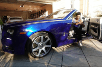 """Memes, Lamborghini, and Dawn: t I bought a new Rolls Royce Dawn.  Now I have to figure out where to put my Maserati and my Lamborghini Gallardo, haha.  One of my mentors told me, """"Tai, always keep moving forward.""""  Test yourself, challenge yourself, and see if you can beat your own expectations."""