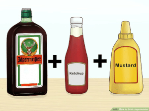 zvaigzdelasas:Wikihow to meet god: t  |Jagermeifter  Mustard  Ketchup  wiki How to Drink Jagermeister zvaigzdelasas:Wikihow to meet god