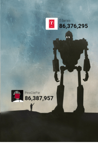 Been, Set, and You: T-Series  86,376,295  SERIES  86,387,957