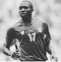 Memes, Today, and 🤖: T/ Today, on the day Cameroon return to Confederations Cup, we remember Marc-Vivien Foe.