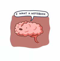 Funny, Lol, and Meme: T WANT A NOTE800K. I have an entire shelf and a drawer full of empty notebooks..it scares me @eri.comics . . . . . . . . . . . Comics webcomics funny fun smile lol instagood haha 😂 tumblr textpost funnytextpost meme ieatcomics