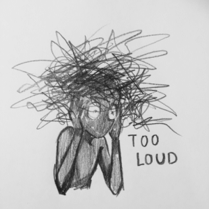 Loud, Loudly, and Loude: T00  LOUD