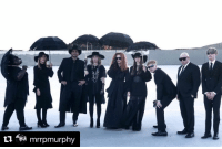 Love, Memes, and Black: t1 ffa mrrpmurphy October 3rd, yes we love pink but on Wednesdays we still wear black🖤 AHSapocalypse October3rd