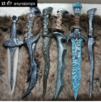 QOTP: Best looking dagger in Skyrim? ~ Skyrim daggers by @arsynalprops ~ Accounts: - Other TES IG: @tundraofskyrim - Twitter: skyrim_dragon_ - Snapchat: cocoachicken - YouTube: Link in bio. - Personal: @holly_rowlands_ • tes elderscrolls theelderscrolls elderscrollsv theelderscrollsv elderscrollsonline eso tamriel skyrim skyrimmeme skyrimmemes gaming game games rpg dovahkiin Dragonborn Bethesda dragon dragons tinysmile: t1arsynalprops QOTP: Best looking dagger in Skyrim? ~ Skyrim daggers by @arsynalprops ~ Accounts: - Other TES IG: @tundraofskyrim - Twitter: skyrim_dragon_ - Snapchat: cocoachicken - YouTube: Link in bio. - Personal: @holly_rowlands_ • tes elderscrolls theelderscrolls elderscrollsv theelderscrollsv elderscrollsonline eso tamriel skyrim skyrimmeme skyrimmemes gaming game games rpg dovahkiin Dragonborn Bethesda dragon dragons tinysmile